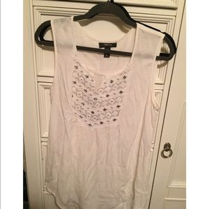 Style & Co. Dress Sleeveless Top - Size M